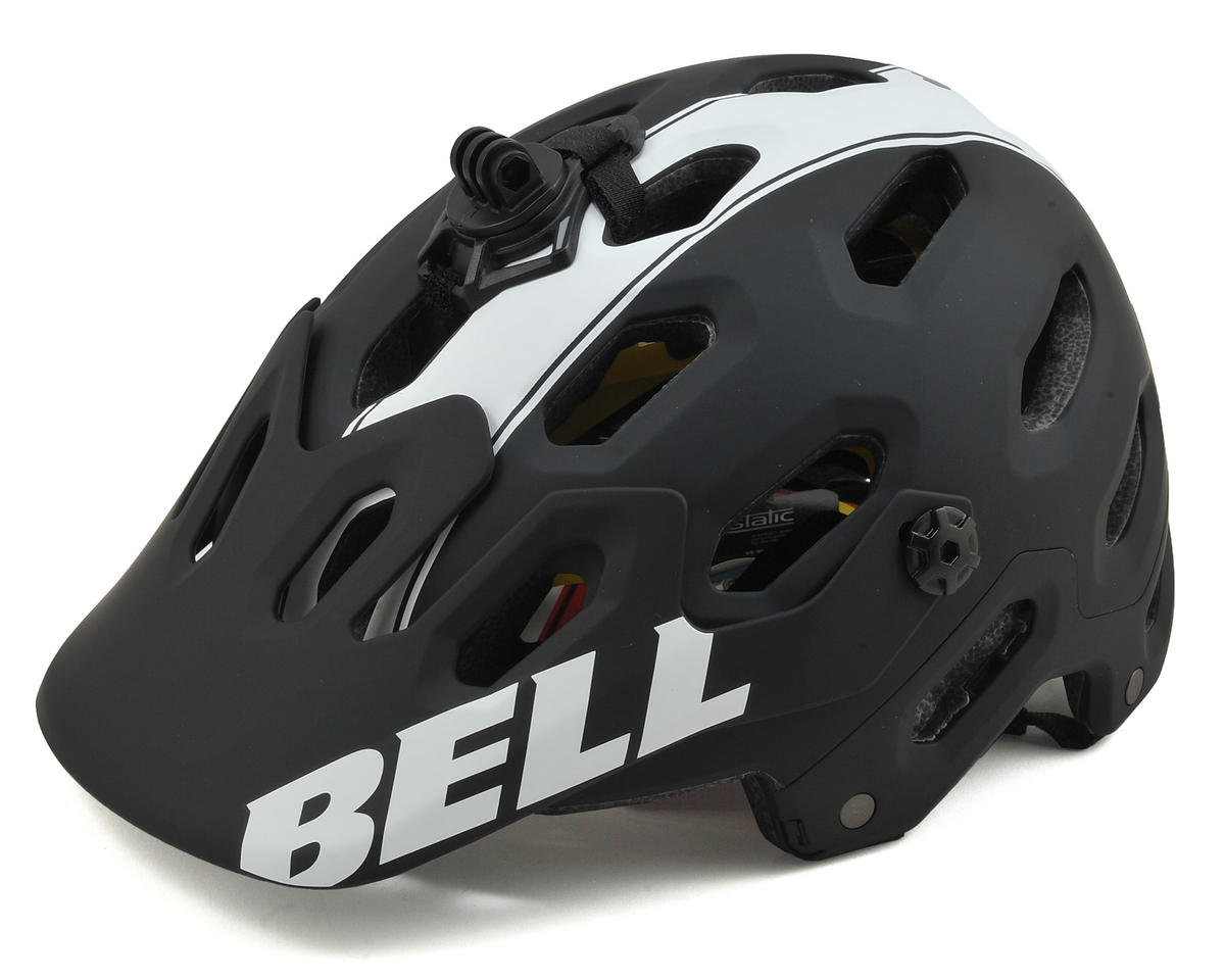 Bell Super 2 MIPS MTB Helmet (Black/White Viper) (S)
