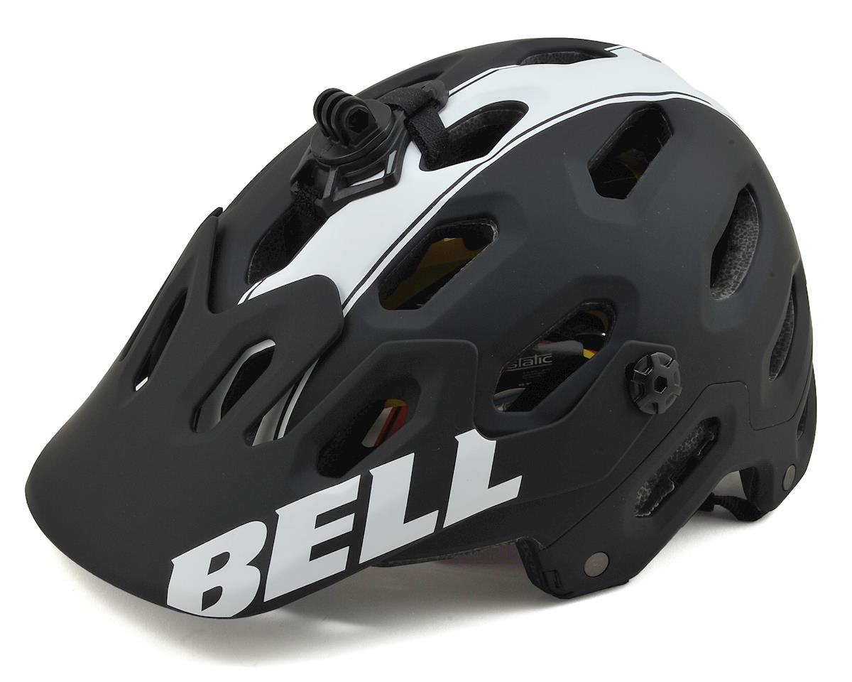 Bell Super 2 MIPS MTB Helmet (Black/White Viper) (M)