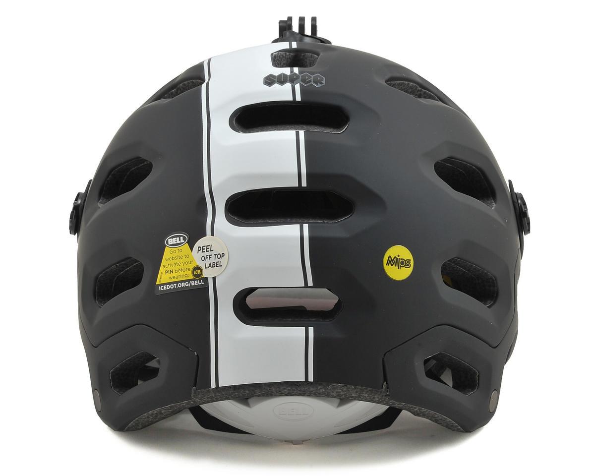Bell Super 2 MIPS MTB Helmet (Black/White Viper) (L)