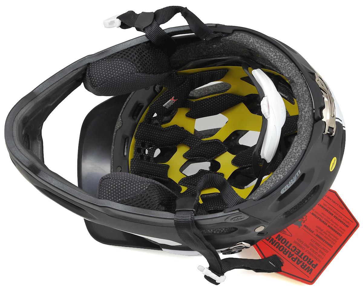 Bell Super 2R MIPS MTB Helmet (Matte Black/White) (L)
