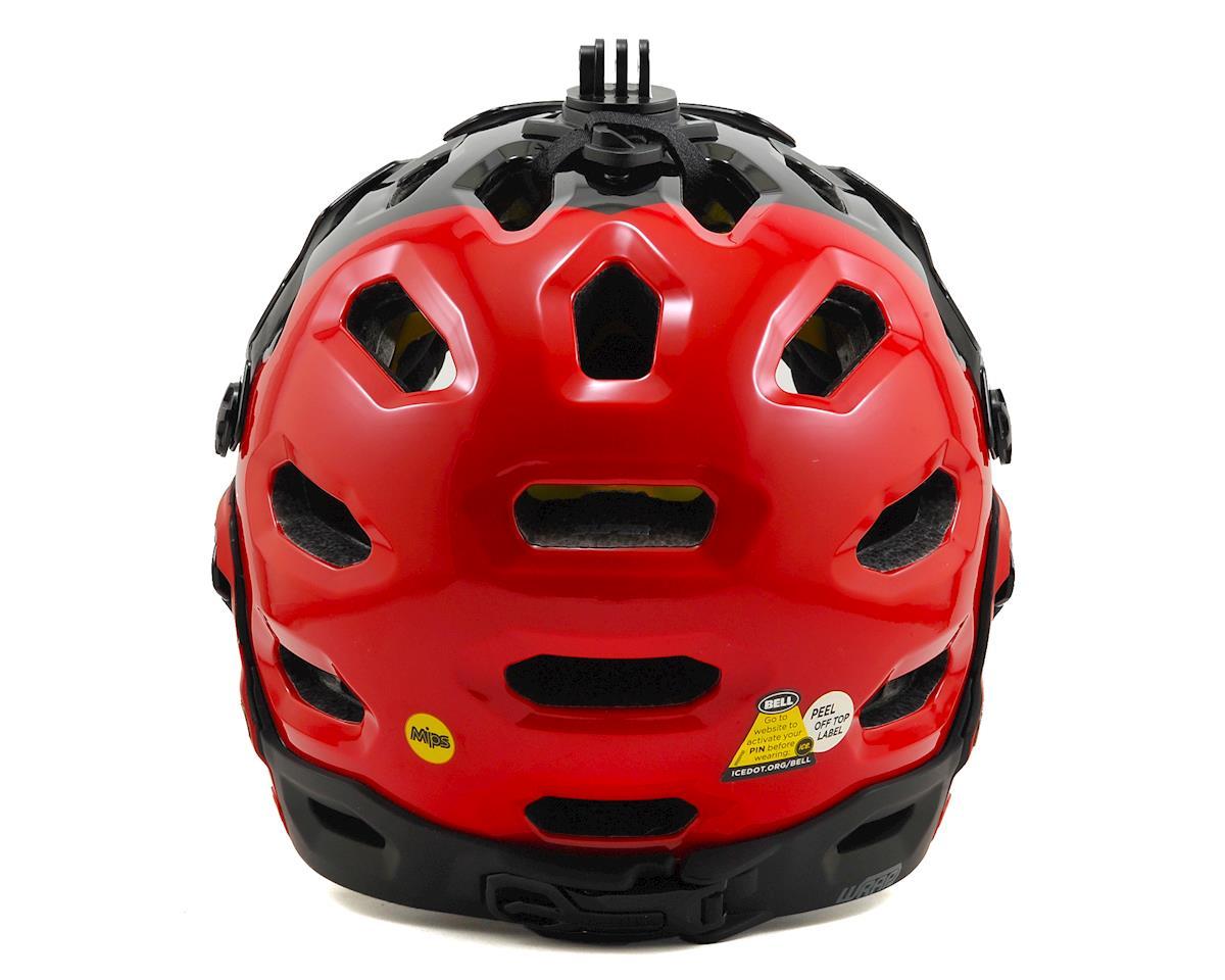 Bell Super 2R MIPS MTB Helmet (Red/Black Aggression) (S)