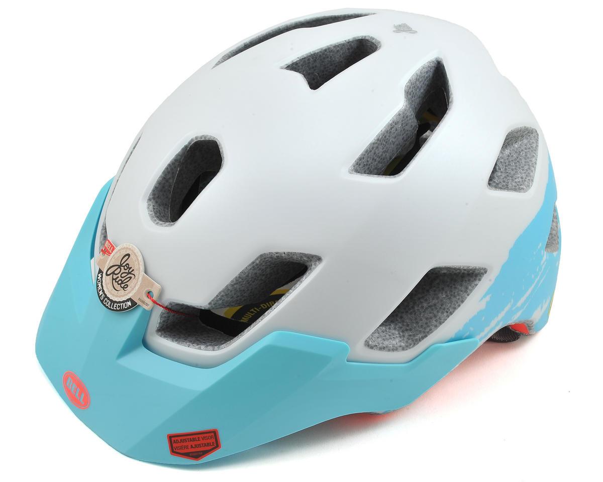 Bell Rush MIPS Women's Helmet ('16) (Matte White/Glacier Blue) (S)