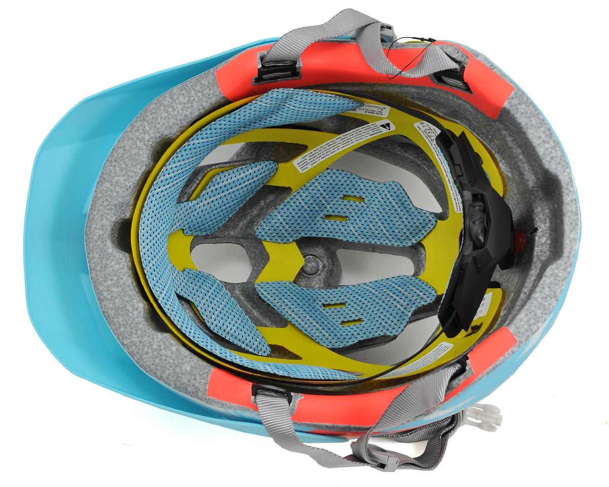 Bell Rush MIPS Women's Helmet ('16) (Matte White/Glacier Blue) (M)