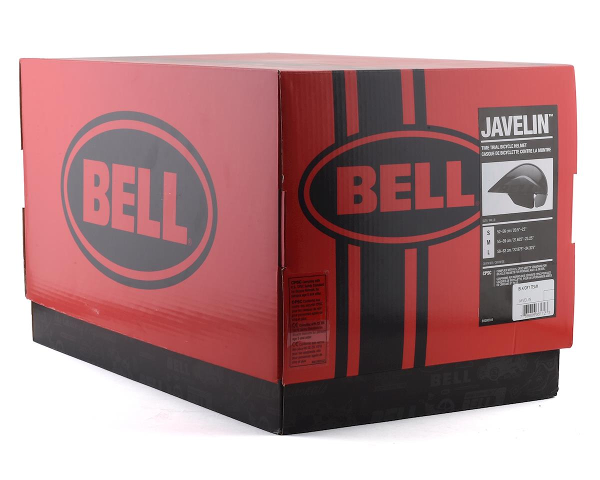 Image 4 for Bell Javelin Aero Helmet (Black/Grey) (M)
