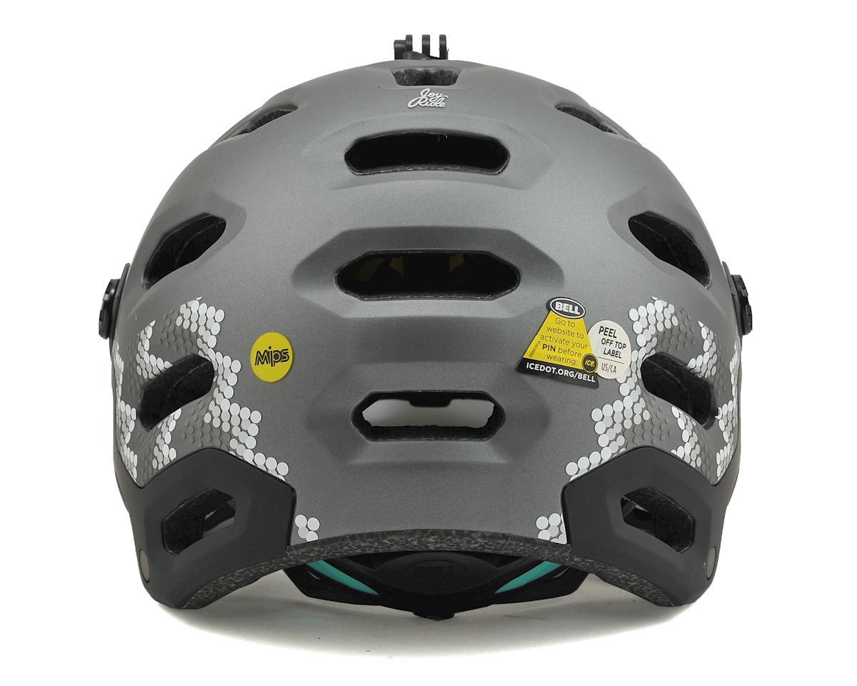 Bell Super 2 MIPS Joyride Women's MTB Helmet (Matte Gunmetal Shimmer) (M)