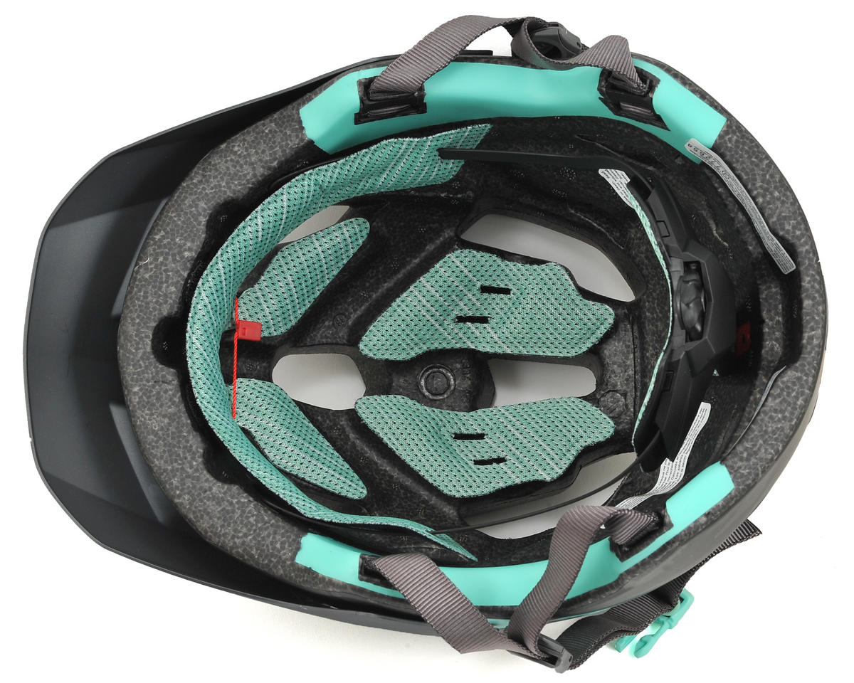 Bell Rush MIPS Women's Helmet ('16) (Matte Gunmetal/Mint Sonic) (S)