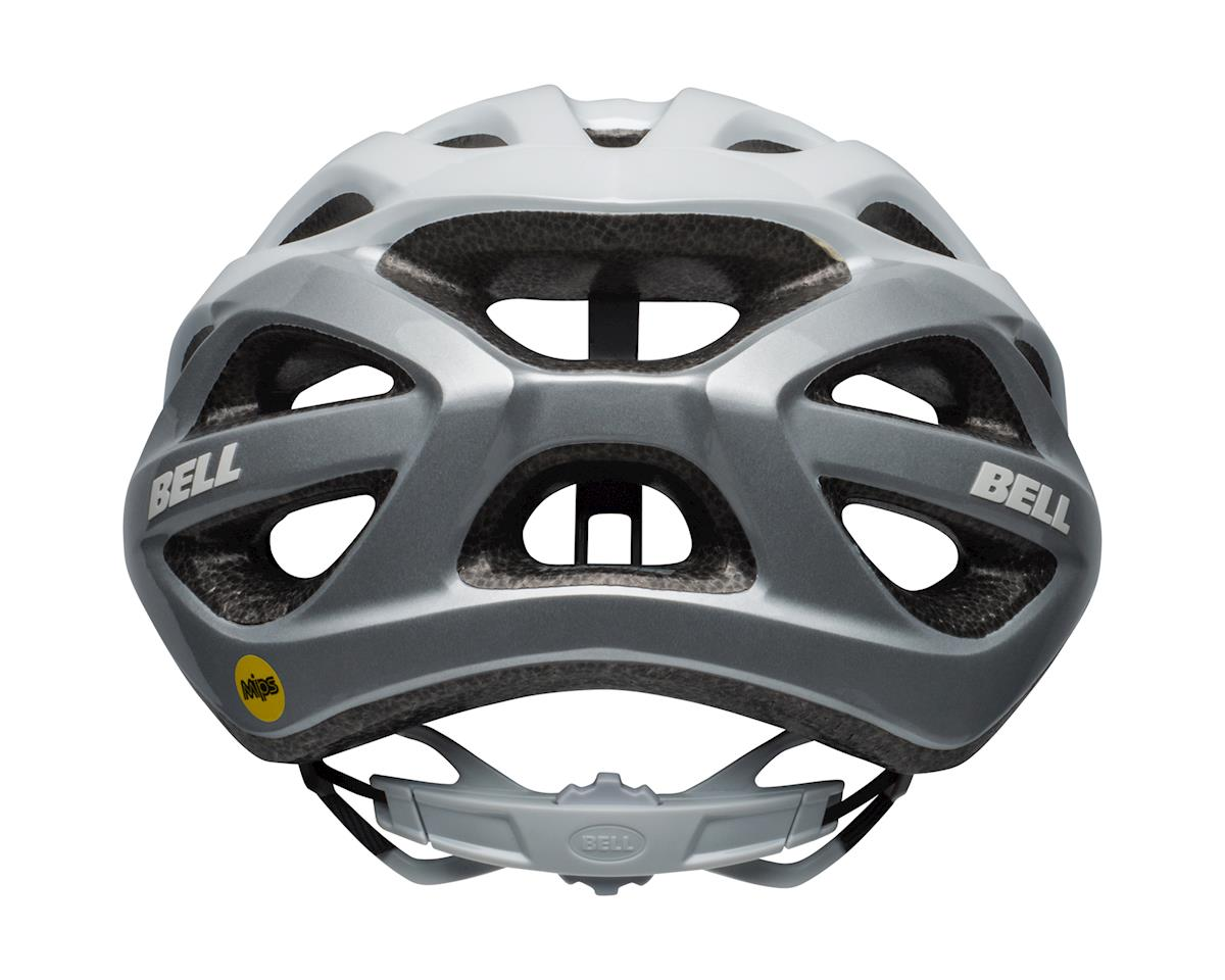 Image 3 for Bell Traverse MIPS Sport Helmet (White/Silver) (Universal)