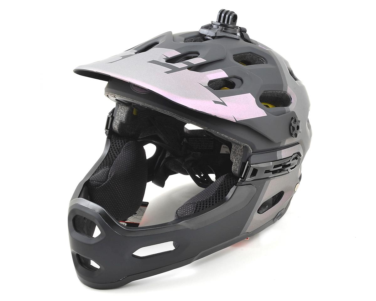 Bell Super 3R MIPS Convertible MTB Helmet (Matte Black/Orion)