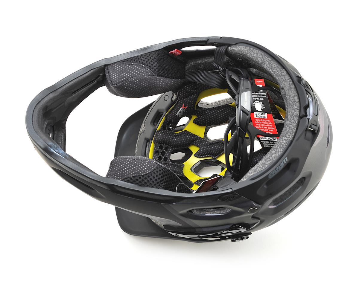 Bell Super 3R MIPS Convertible MTB Helmet (Matte Black/Orion) (S)