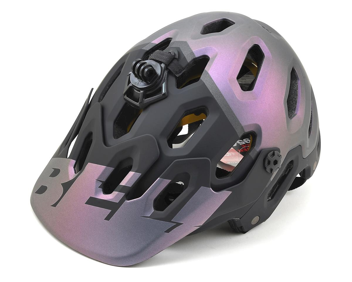 Bell Super 3R MIPS Convertible MTB Helmet (Matte Black/Orion) (M)