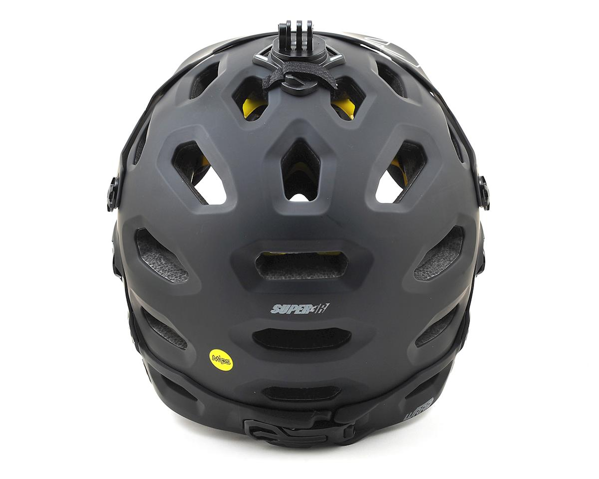 Bell Super 3R MIPS Convertible MTB Helmet (Matte Black/White) (L)