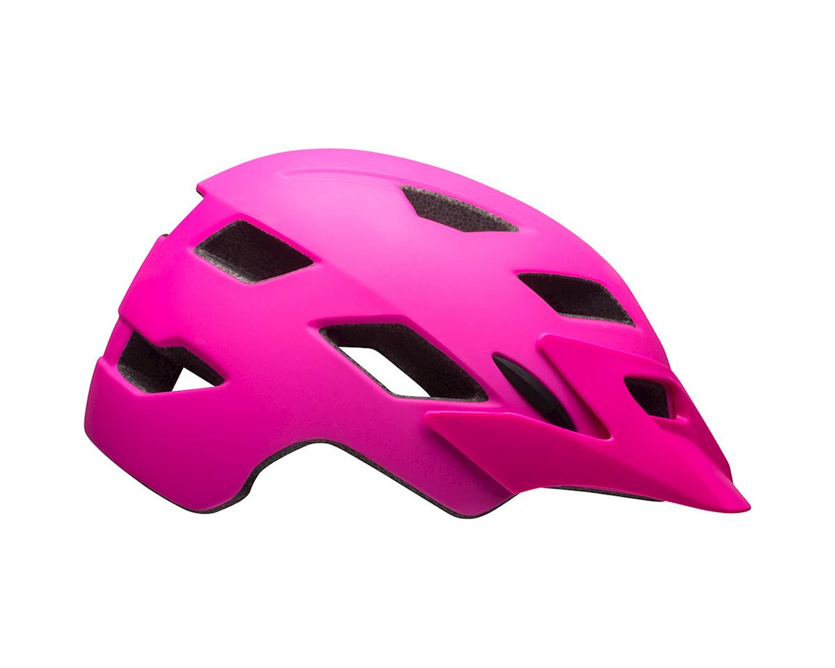 Image 2 for Bell Sidetrack Youth Mountain Helmet (Matte Pink Blossom)
