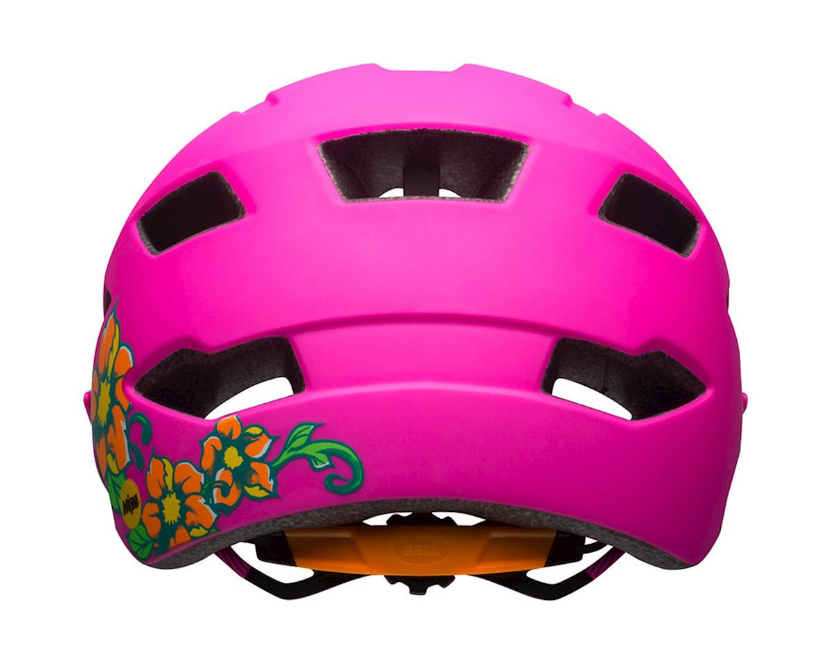 Image 3 for Bell Sidetrack Youth Mountain Helmet (Matte Pink Blossom)
