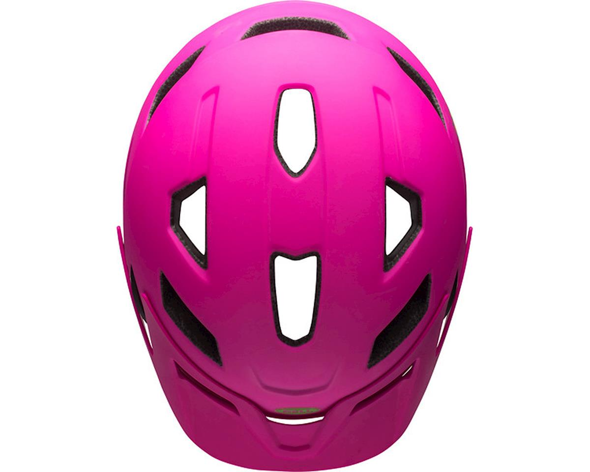 Image 4 for Bell Sidetrack Youth Mountain Helmet (Matte Pink Blossom)