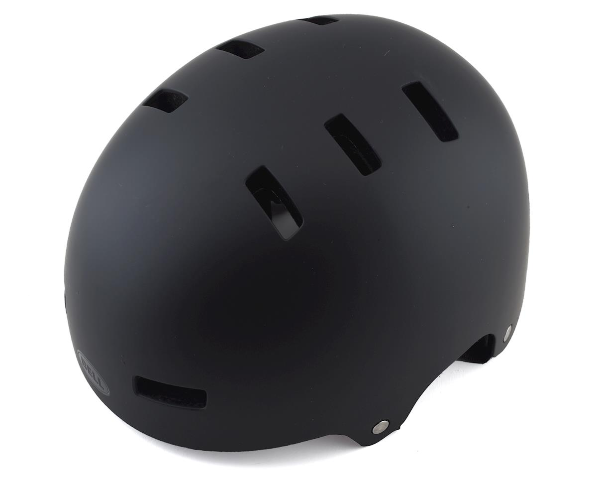Bell Local BMX Helmet (Matte Black) (L)