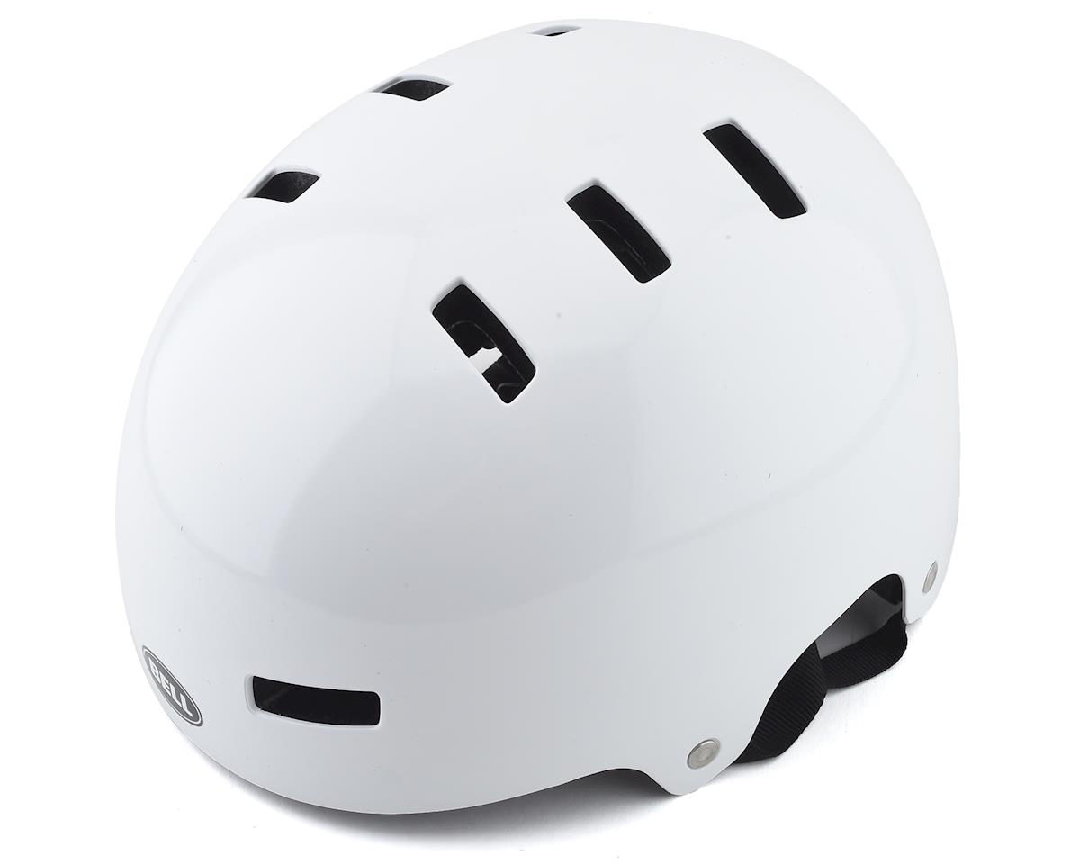 Bell Local BMX Helmet (White) (M)