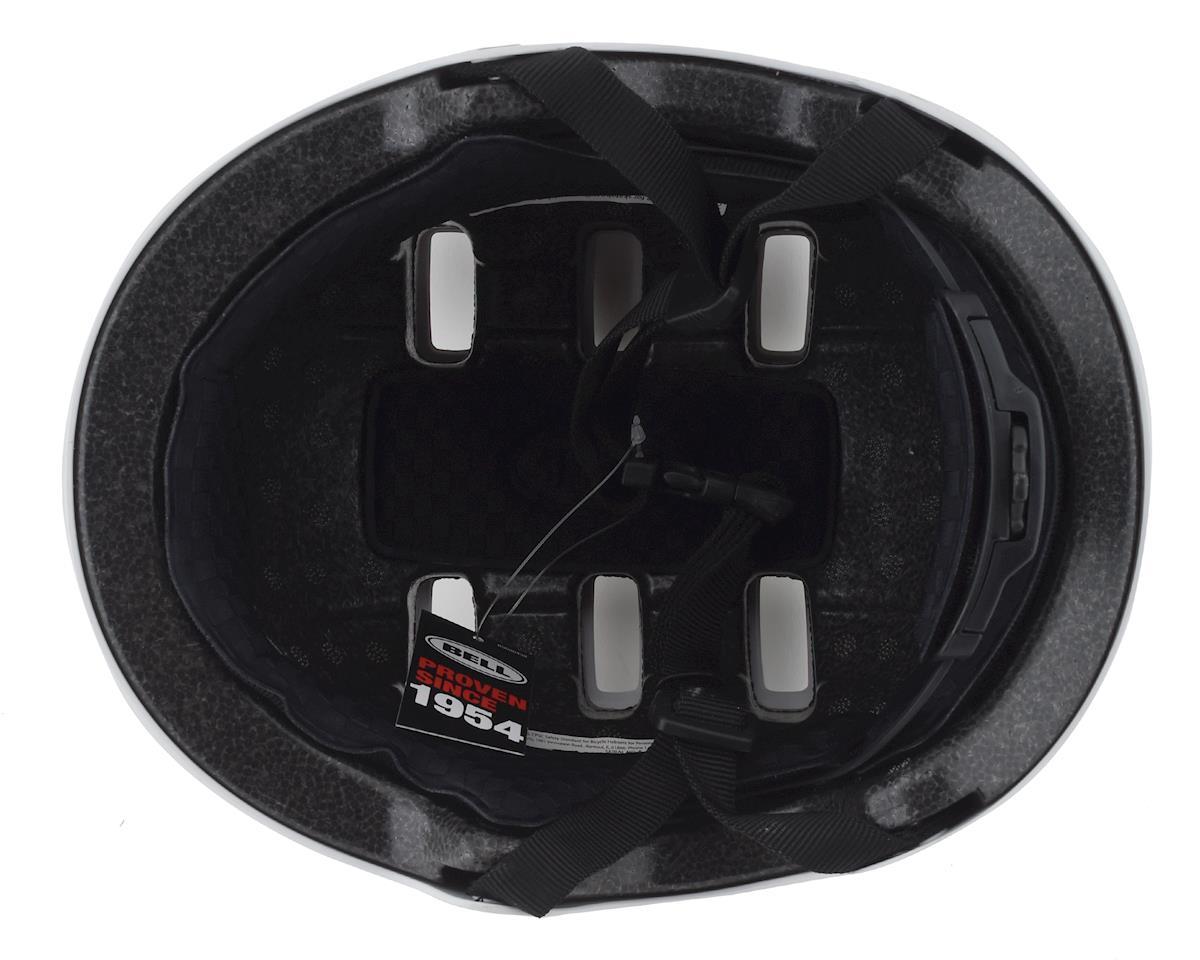Image 3 for Bell Span Kid's Helmet (White) (XS)