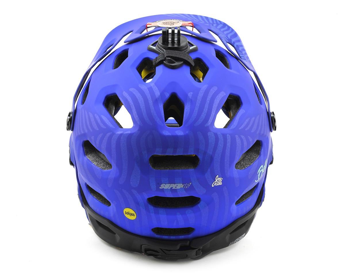 Bell Super 3R MIPS Joyride Women's MTB Helmet (Matte Cobalt/Pearl) (M)