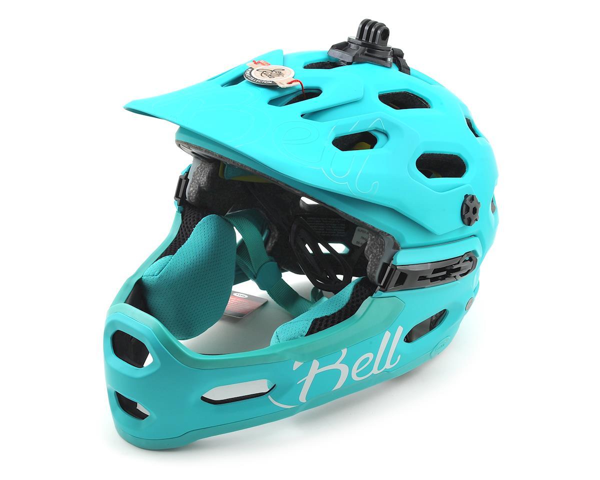 Bell Super 3R MIPS Joyride Women's MTB Helmet (Matte Emerald)