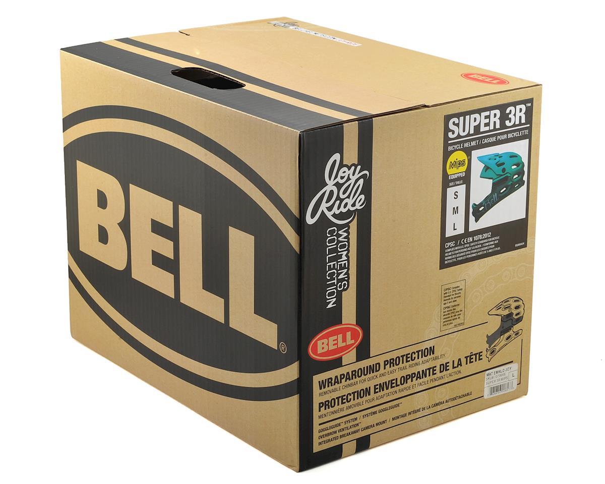 Bell Super 3R MIPS Joyride Women's MTB Helmet (Matte Emerald) (L)