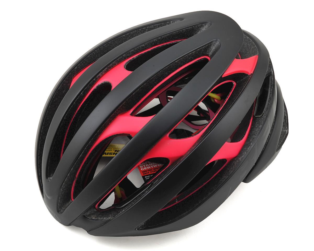 Zephyr MIPS Road Helmet (Matte Black/Pink)