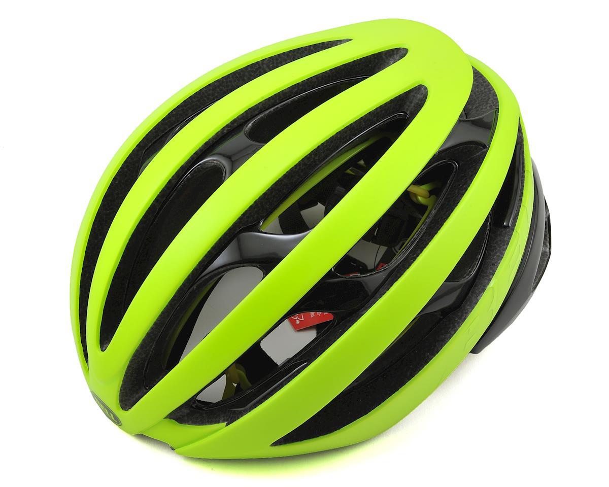 Zephyr MIPS Road Helmet (Matte/Gloss Retina Sear/Black)