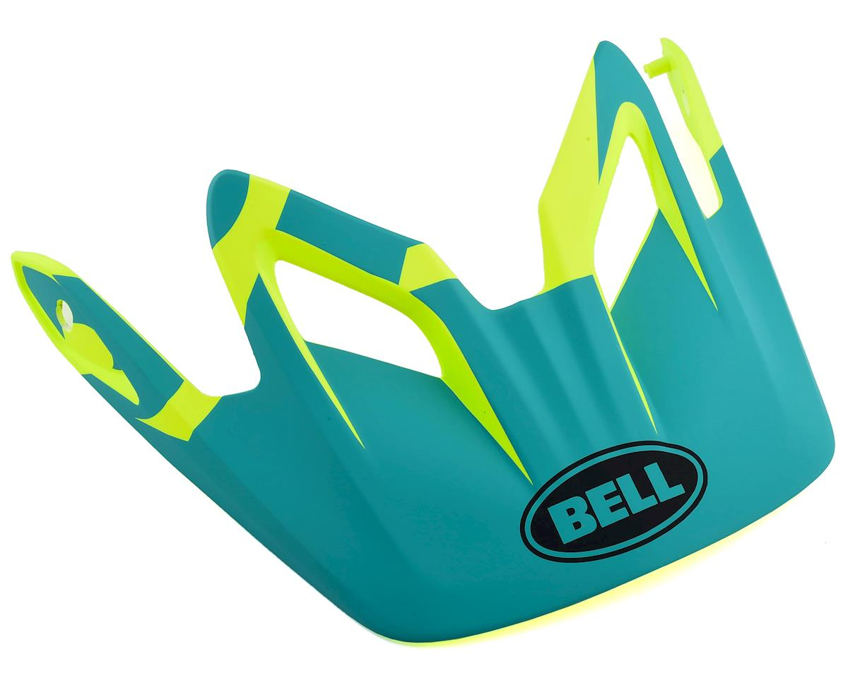 Bell Tansfer 9 Replacement Visor (Matte Retina/Emerald)