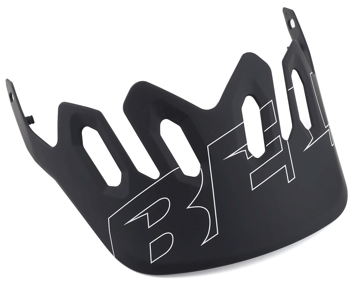 Bell Super 3R/3 Replacement Visor (Matt Black/White)
