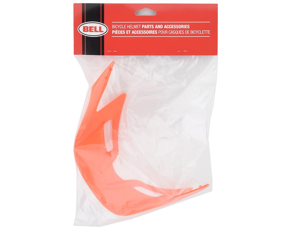 Bell Sidetrack Replacement Visor (Matte Orange)