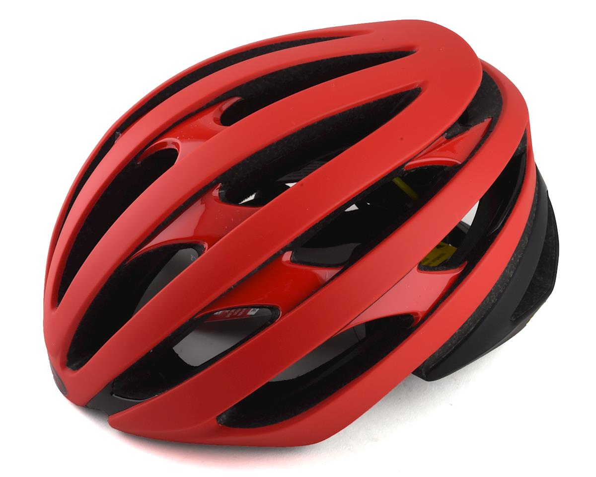 Bell Stratus MIPS Road Helmet (Matte/Gloss Red/Black)