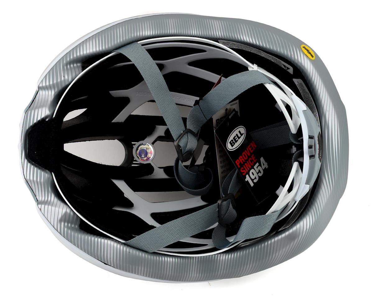 Bell Falcon MIPS Road Helmet (White/Smoke) (M)