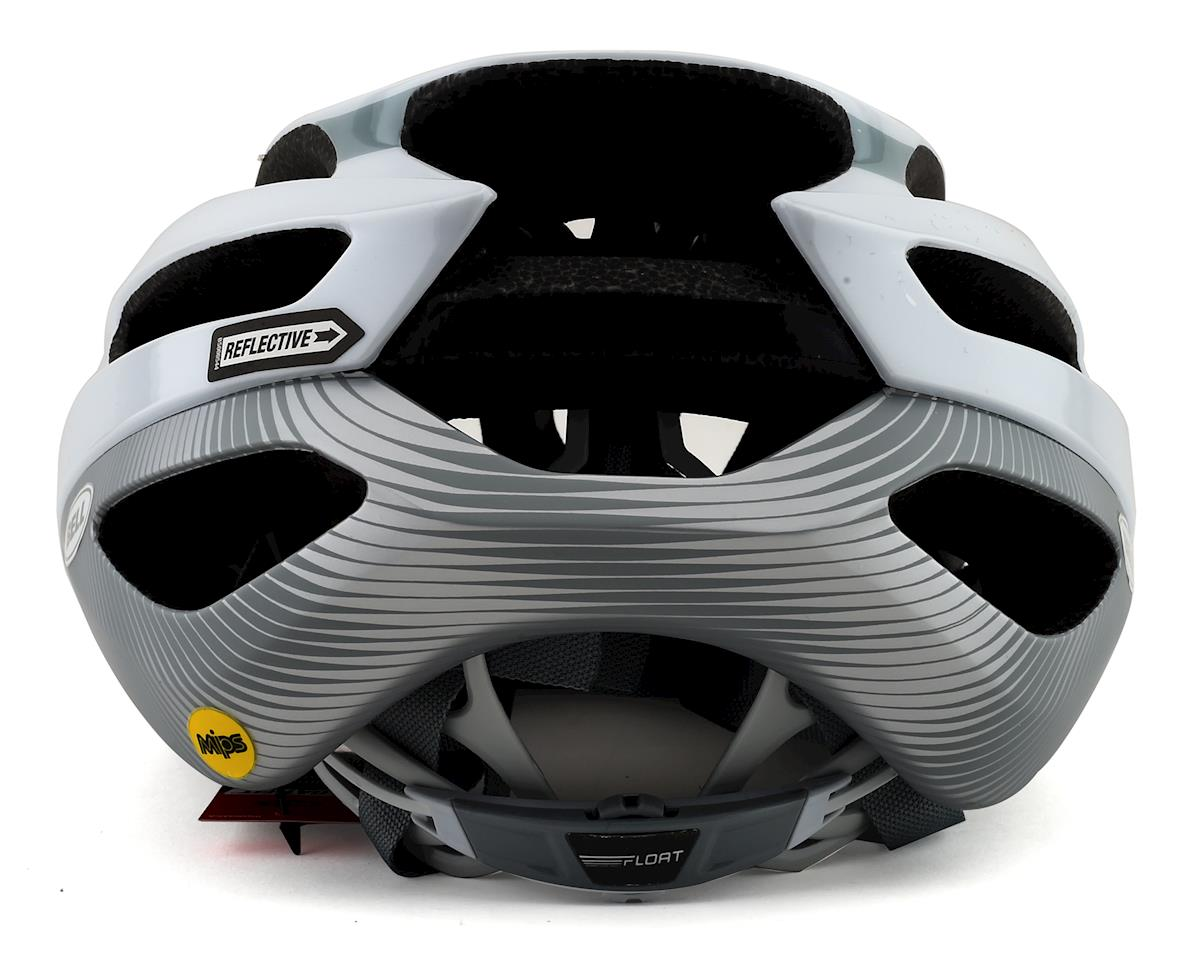 Bell Falcon MIPS Road Helmet (White/Smoke) (L)