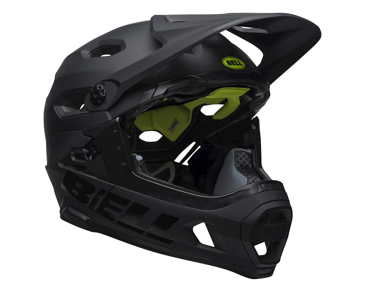 Bell Super DH MIPS Mens Mountain Helmet (Matte/Gloss Black)