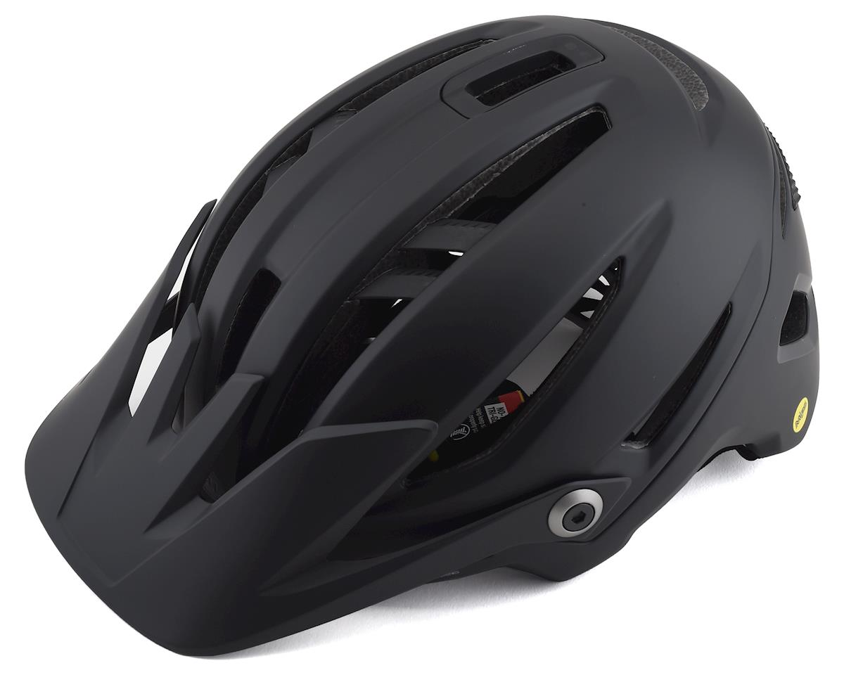 Bell Sixer MIPS Mountain Bike Helmet (Matte/Gloss Black)