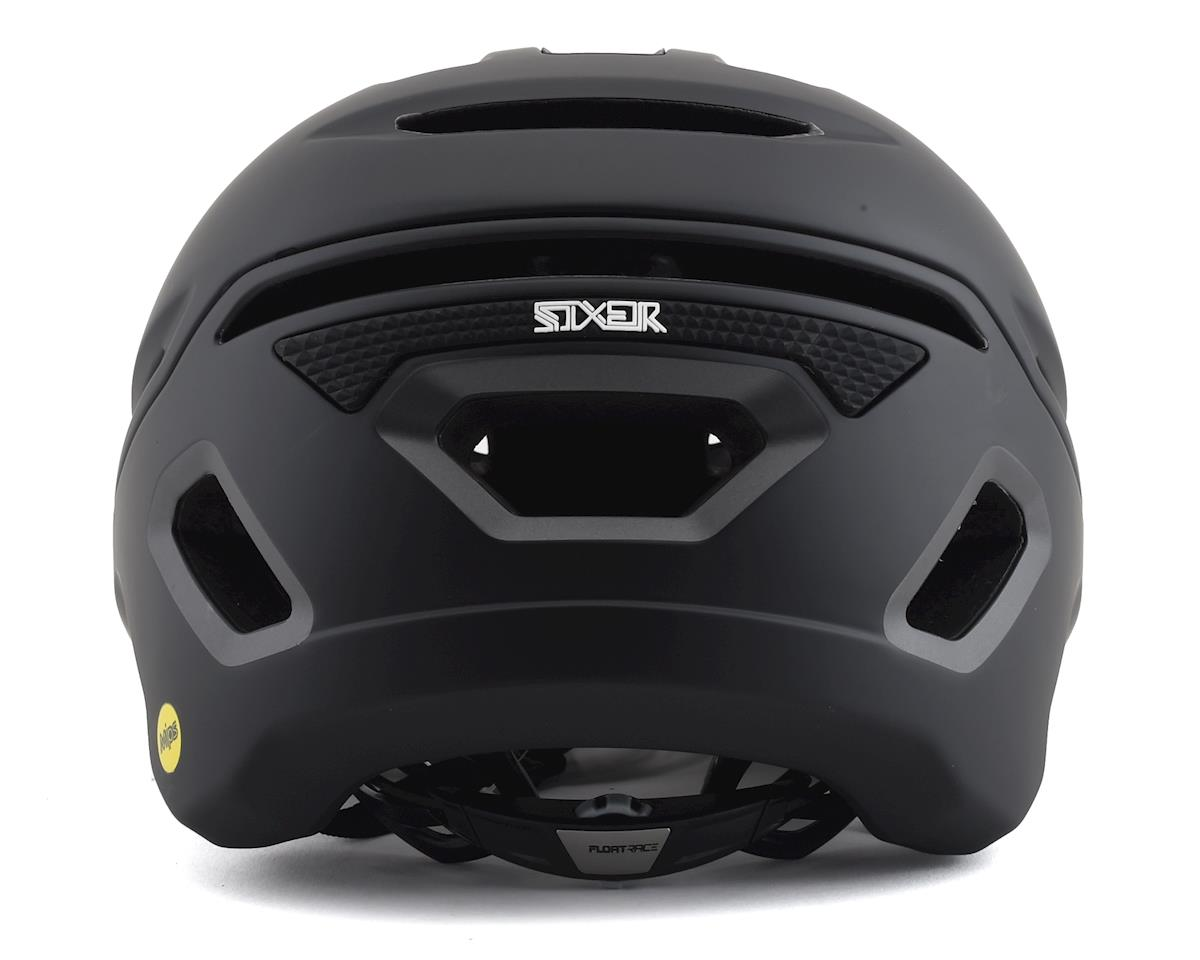 Bell Sixer MIPS Mountain Bike Helmet (Matte/Gloss Black) (XL)