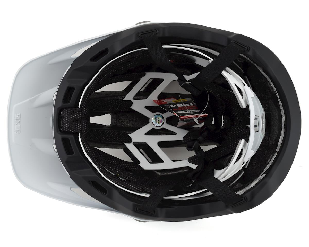 Bell Sixer MIPS Mountain Bike Helmet (Matte White/Black) (M)