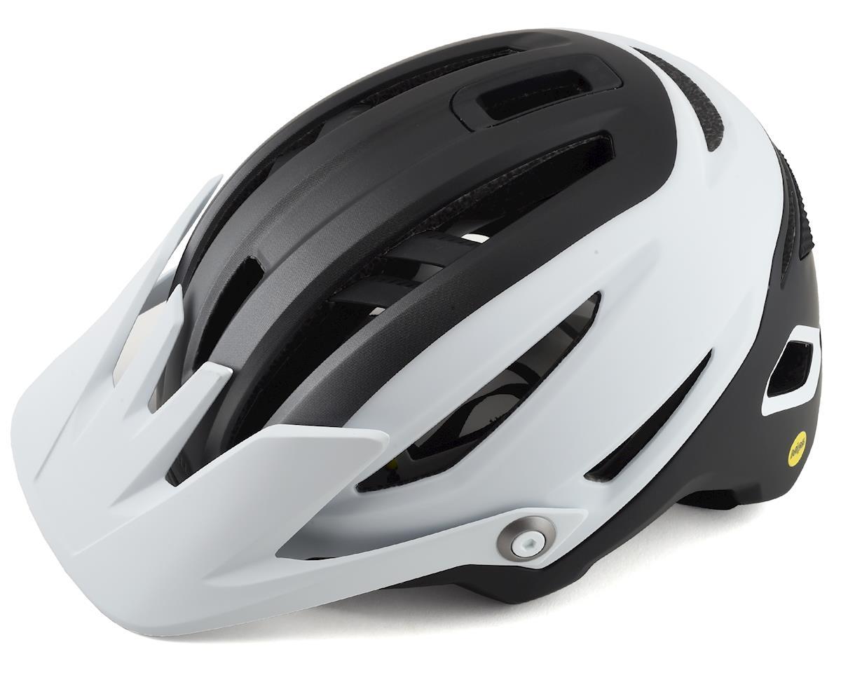 Bell Sixer MIPS Mountain Bike Helmet (Matte White/Black) (L)