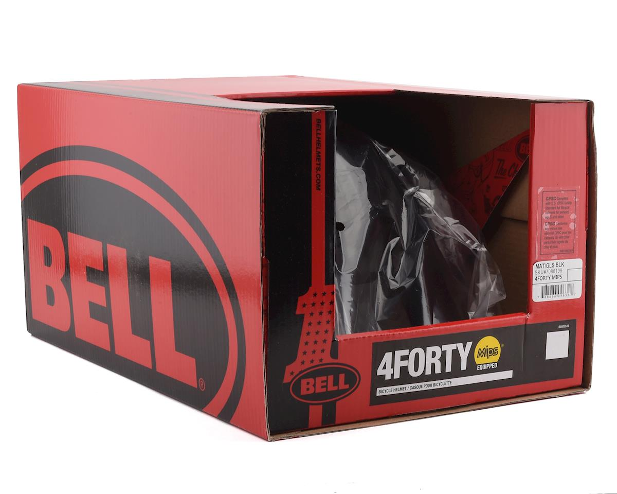 Bell 4Forty MIPS Mountain Bike Helmet (Black) (XL)