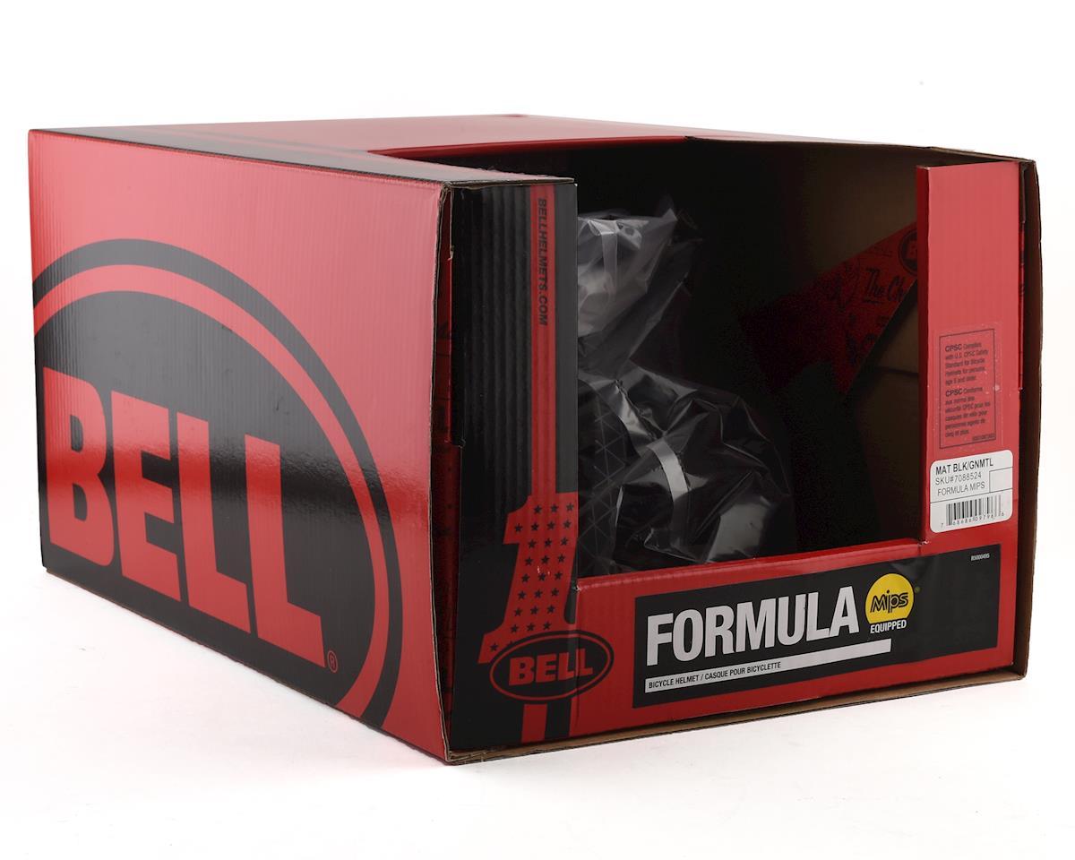 Image 4 for Bell Formula MIPS Road Helmet (Matte Black/Gunmetal) (S)