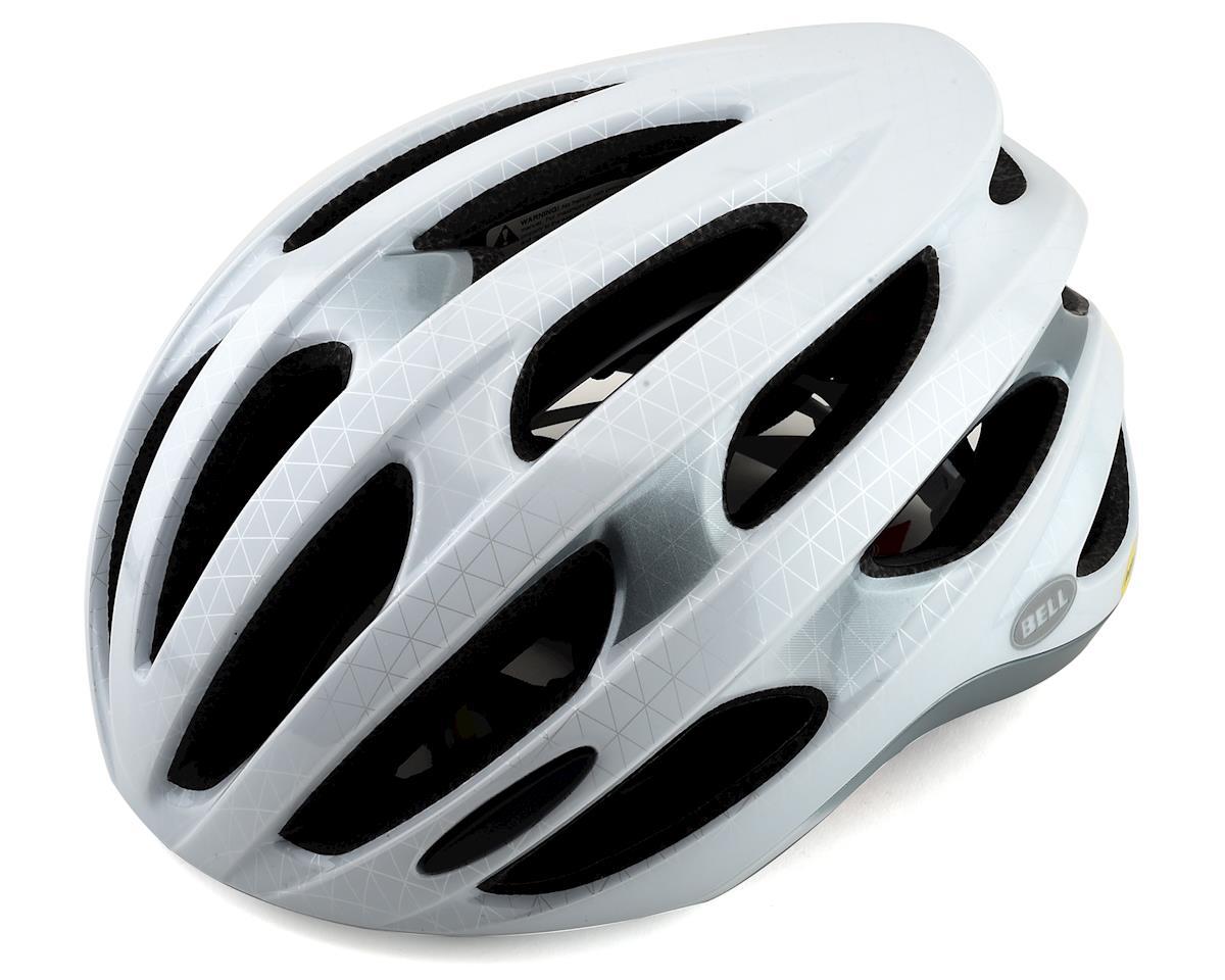 Bell Formula MIPS Road Helmet (White/Silver/Black)