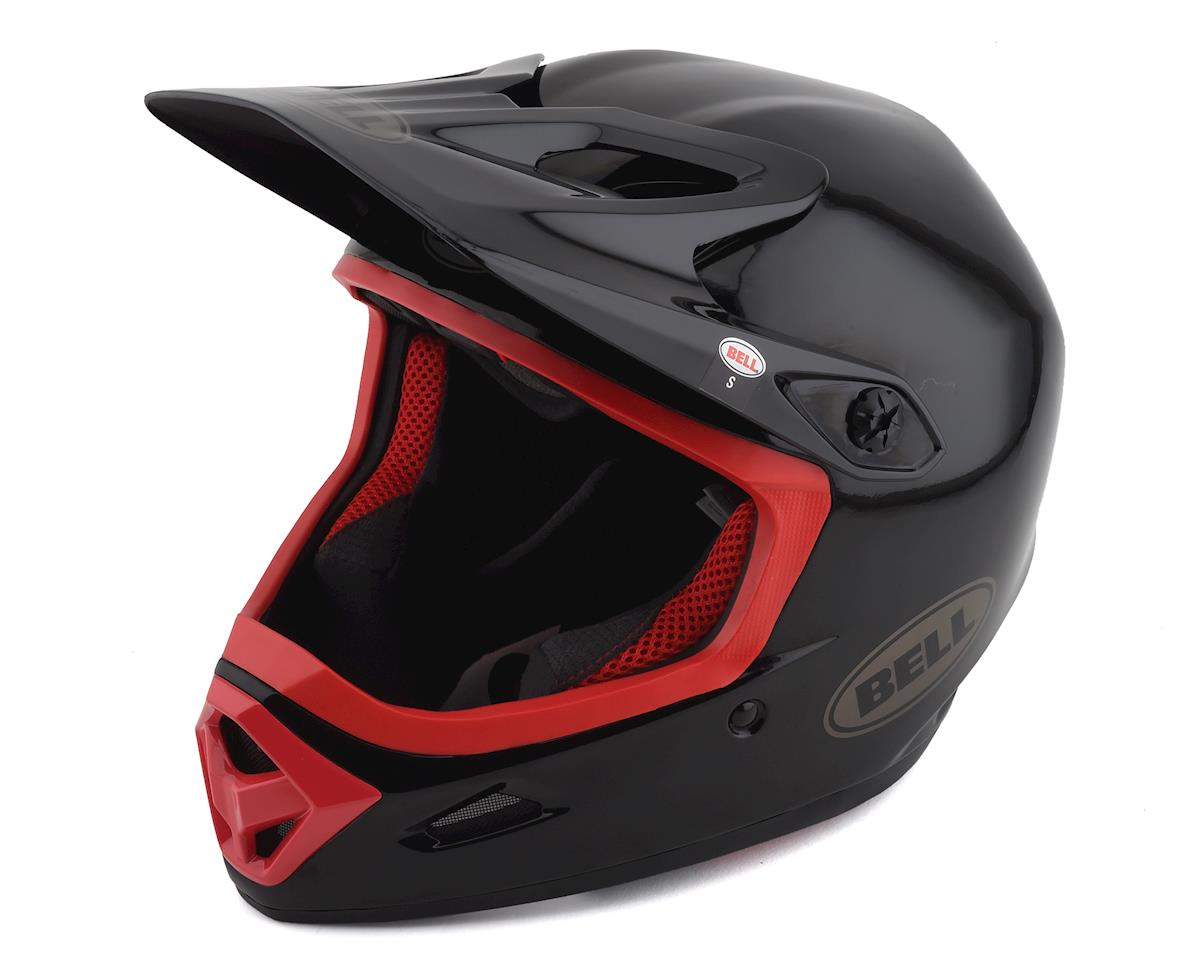 Bell Transfer-9 Full Face Mens Helmet (Black/Red)