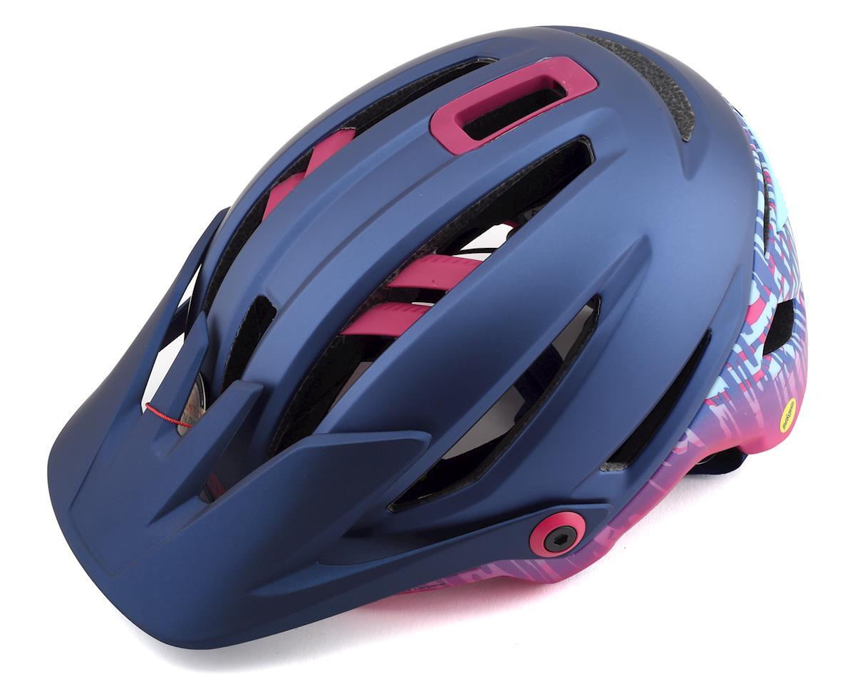 Bell Sixer MIPS Womens Mountain Helmet (Matte Navy/Cherri Joy) (M)