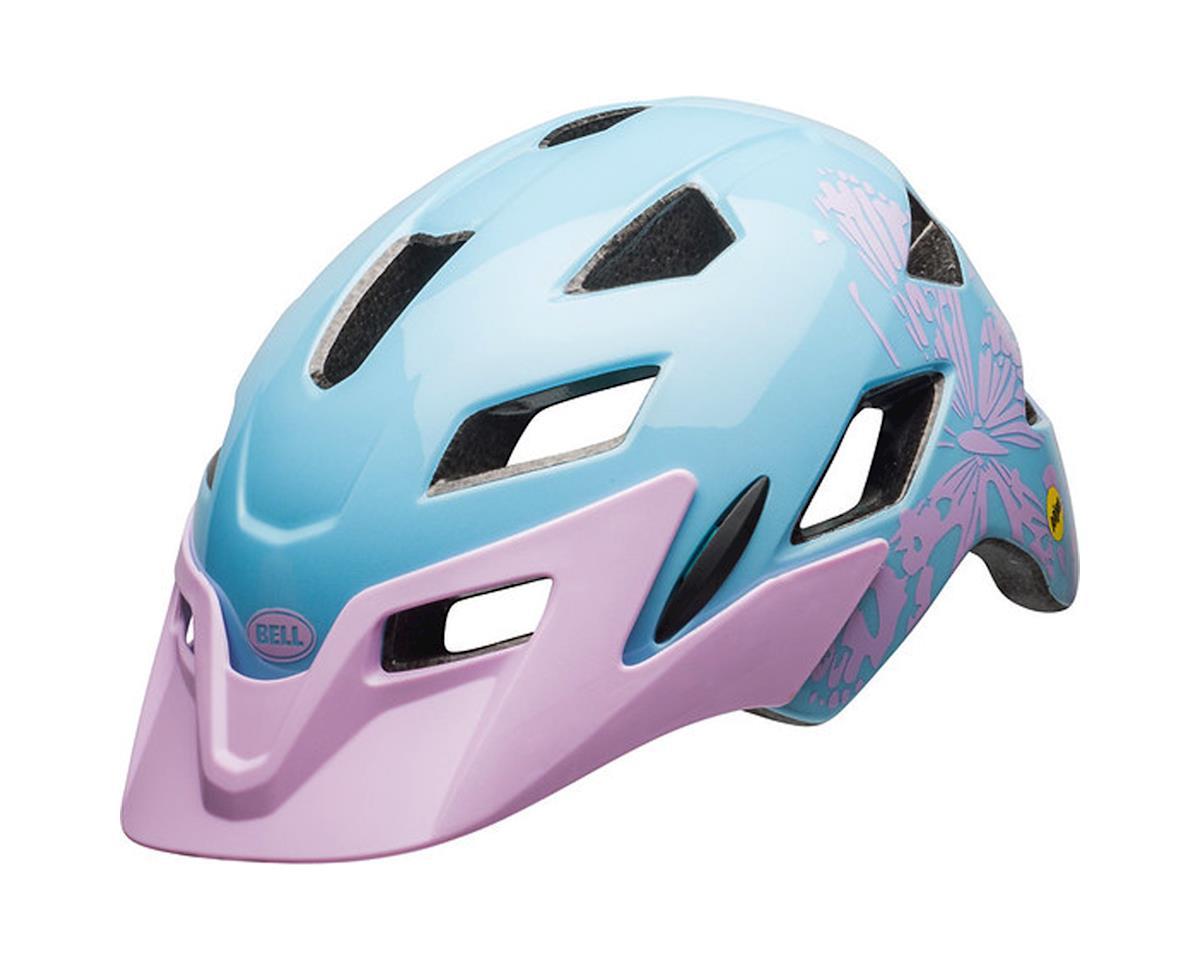Bell Sidetrack Youth Mountain Helmet (Gloss Lilac Flutter)