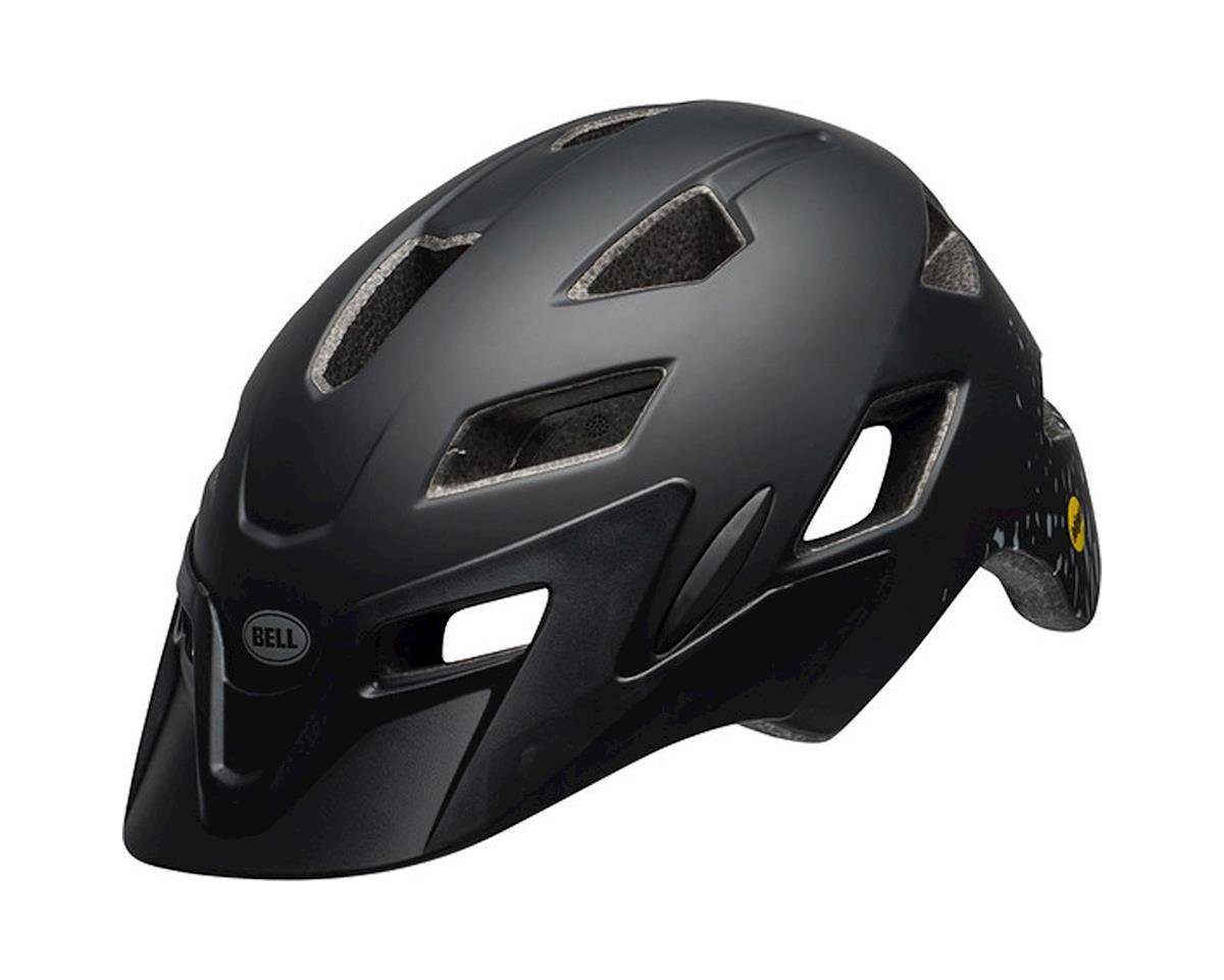 Bell Sidetrack Youth Mountain Helmet (Matte Black/Silver)