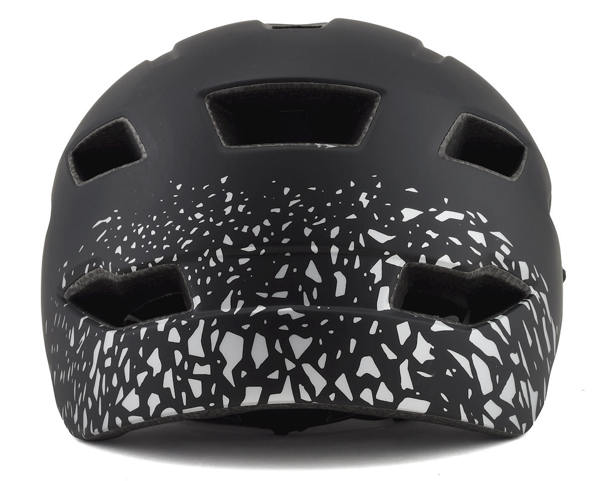 Bell Sidetrack Youth Mountain Helmet (Matte Black/Silver) (Universal Youth)