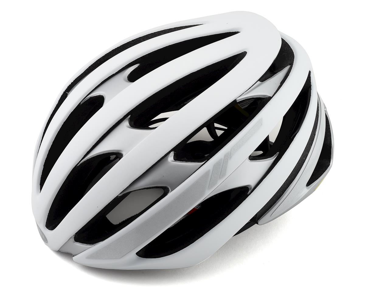 Bell Stratus MIPS Road Helmet (Matte White/Silver Relfective) (M)