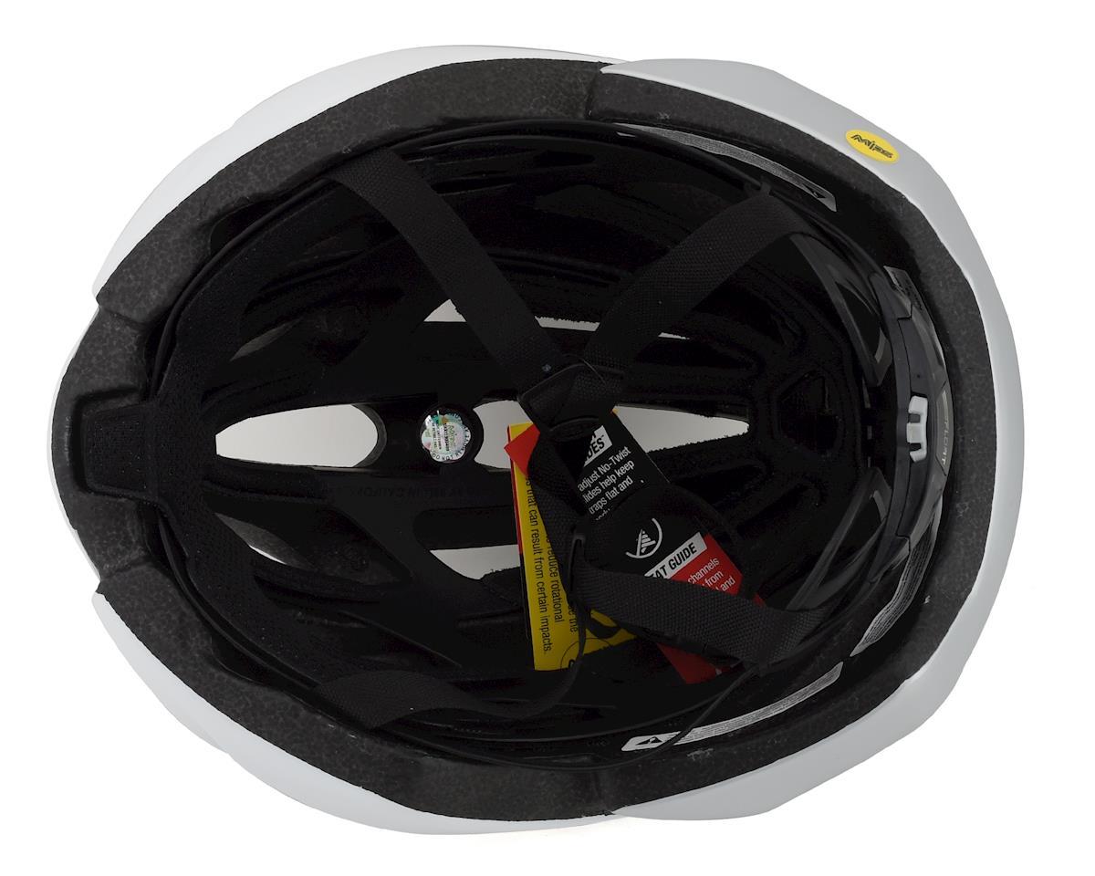 Bell Stratus MIPS Road Helmet (Matte White/Silver Reflective) (M)