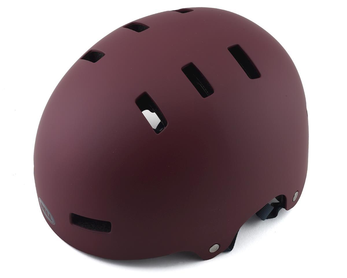Bell Local BMX Helmet (Matte Maroon) (M)