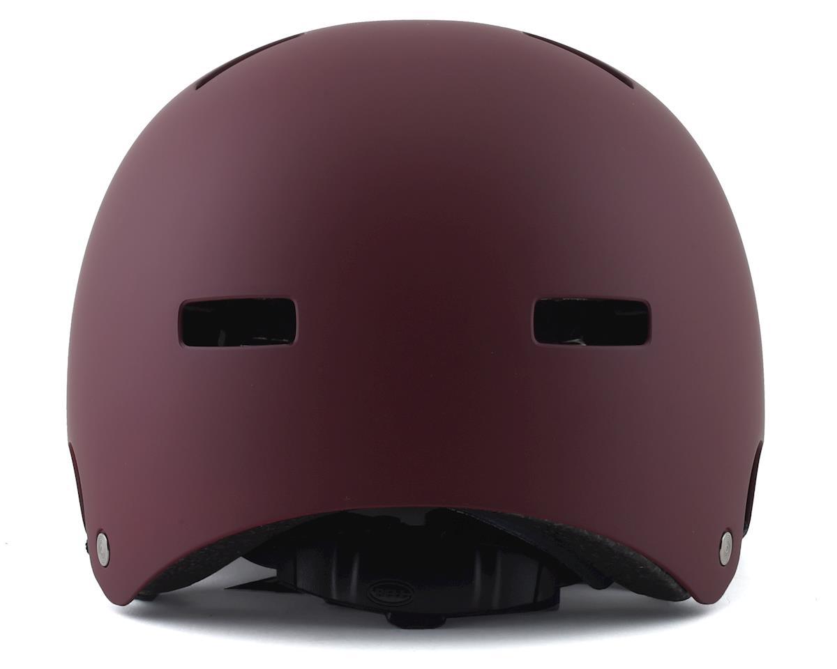 Bell Local BMX Helmet (Matte Maroon) (L)