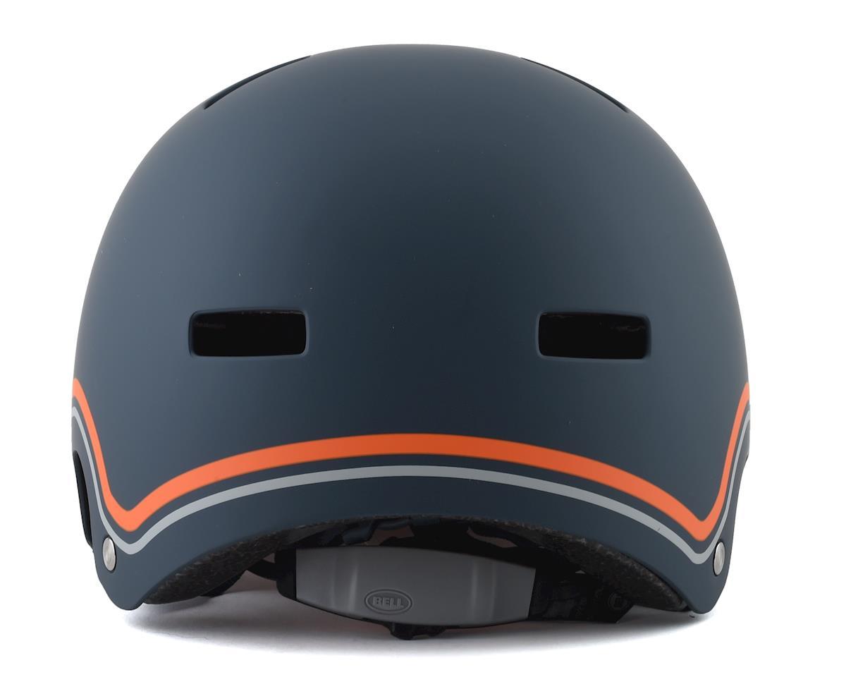 Bell Local BMX Helmet (Classic Matte Slate/Orange) (S)